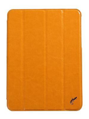 Чехол G-case Slim Premium для Samsung Galaxy Tab 4 10.1. Цвет: оранжевый