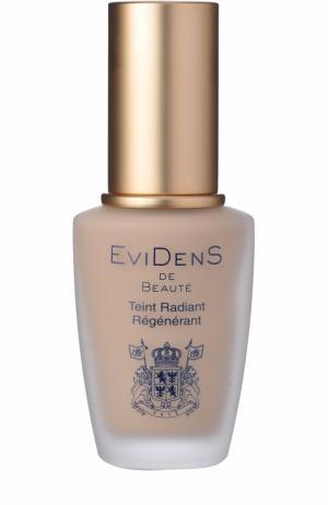 Тональный крем Teint Radiant, оттенок 3 EviDenS de Beaute. Цвет: бесцветный