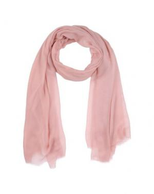 Палантин ARTE. Цвет: светло-розовый
