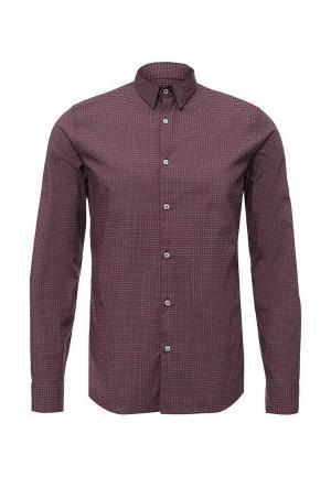Рубашка Marciano Los Angeles. Цвет: бордовый