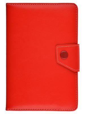Универсальный чехол-книжка ProShield Universal с кипсой для планшетов 7. Цвет: красный