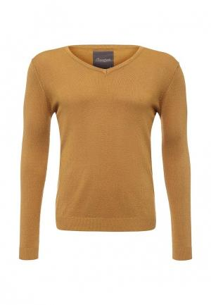 Пуловер Bruebeck. Цвет: коричневый