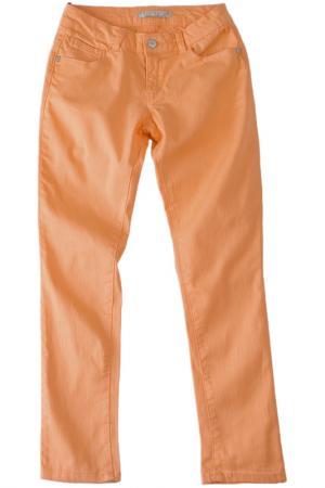 Джинсы 12K. Цвет: оранжевый