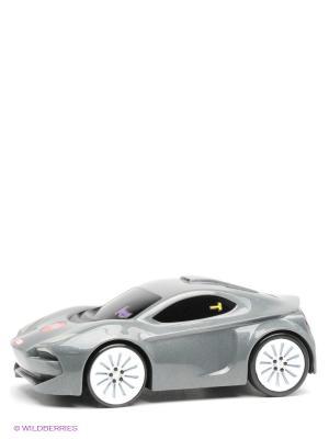 Игрушка гоночная машина Touch n Go Серая Little Tikes. Цвет: темно-серый