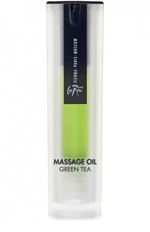 Массажное масло для рук Зеленый чай La Ric. Цвет: бесцветный