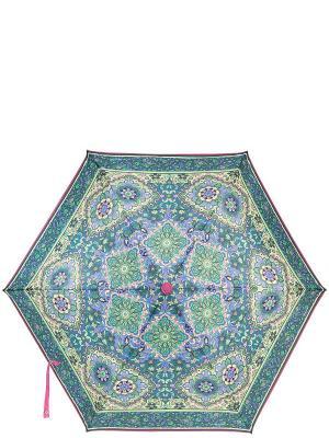 Зонт Labbra. Цвет: синий, бежевый, зеленый
