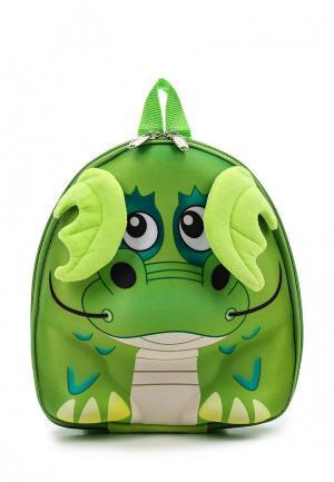 Рюкзак Kenka. Цвет: зеленый