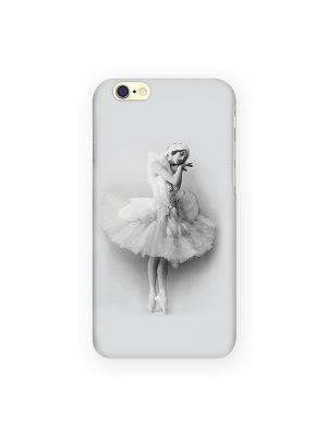 Чехол для iPhone 6 Анна Павлова Mitya Veselkov. Цвет: белый, красный, желтый