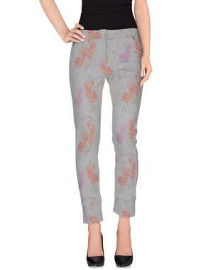 Повседневные брюки BREBIS NOIR. Цвет: оранжевый