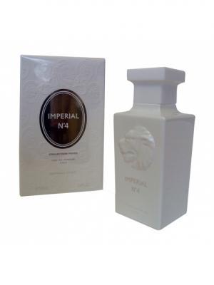 Туалетная вода Imperial White № 4 Линии Privee GEPARLYS. Цвет: белый