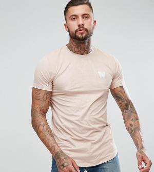 Good For Nothing Розовая облегающая футболка эксклюзивно для ASOS. Цвет: розовый