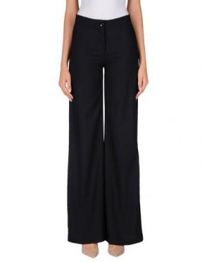 Повседневные брюки MAISON DIX. Цвет: черный