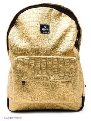 Рюкзак iSwag. Цвет: золотистый
