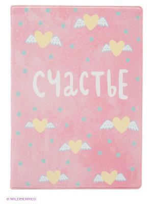 Обложка для паспорта Sweet Happiness Kawaii Factory. Цвет: розовый