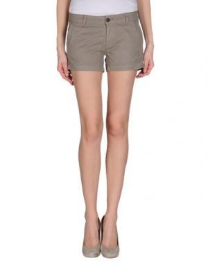 Повседневные шорты MACCHIA J. Цвет: серый