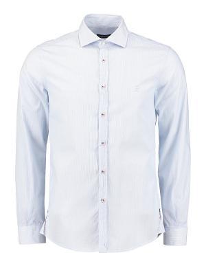 Рубашка Florentino. Цвет: светло-голубой