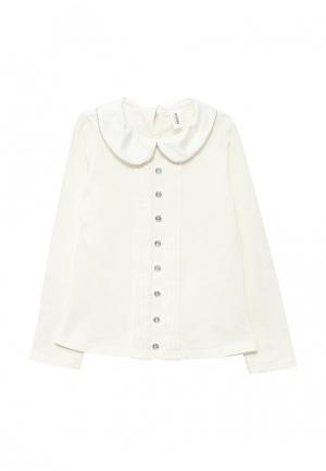 Блуза Acoola. Цвет: белый