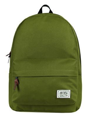 Рюкзак Street Bags. Цвет: светло-зеленый