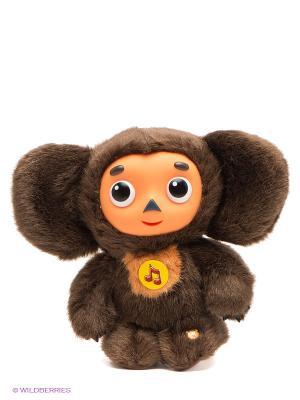 Мягкая игрушка Мульти-пульти. Цвет: коричневый