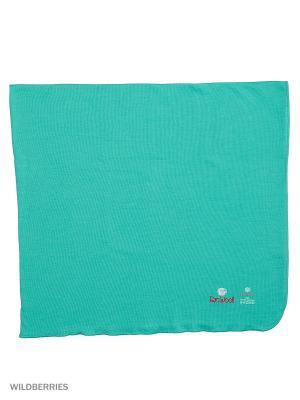 Пеленка Dr.Wool. Цвет: бирюзовый