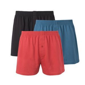 3 трусов CASTALUNA FOR MEN. Цвет: серый/черный/черный,темно-синий + синий меланж + черный,черный + антрацит + бордовый,черный/ красный / синий
