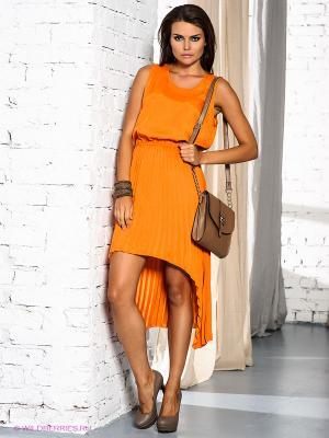 Платье BBDakota. Цвет: оранжевый
