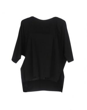 Блузка DEMOO PARKCHOONMOO. Цвет: черный
