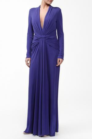 Платье Issa London. Цвет: синий