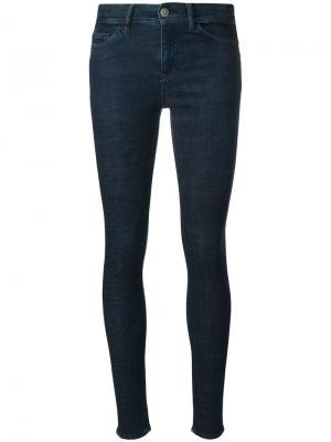Джинсы скинни Mih Jeans. Цвет: синий