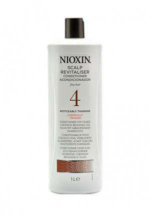Увлажняющий кондиционер Система 4 Nioxin. Цвет: белый