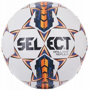 Мяч футбольный  Brilliant Replica Select