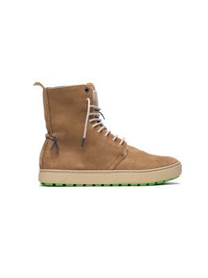 Ботинки Satorisan. Цвет: бронзовый