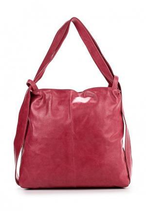Рюкзак Moronero. Цвет: розовый