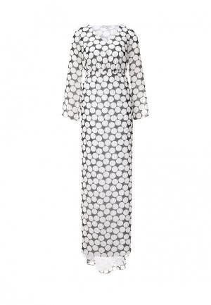 Платье Elmira Markes. Цвет: черно-белый