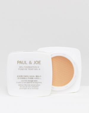 Paul & Joe Сменный блок гелевой пудры. Цвет: бежевый