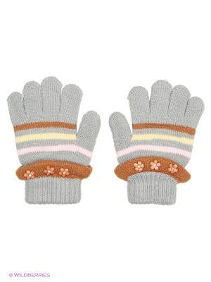 Перчатки Shapkoff. Цвет: серый, коричневый