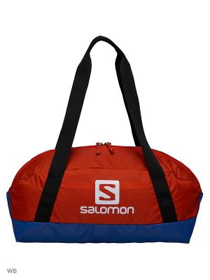 Сумка PROLOG 25 BAG SALOMON. Цвет: синий, красный