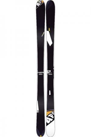 Горные лыжи  Paragon Rental 167 Black/White Apo. Цвет: белый,черный