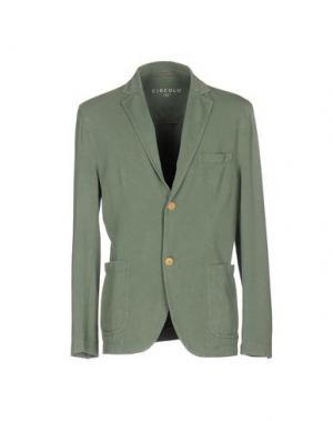 Пиджак CIRCOLO 1901. Цвет: светло-зеленый
