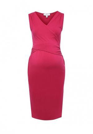 Платье Envie de Fraise. Цвет: розовый