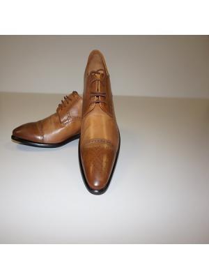 Туфли мужские Onegin. Цвет: бежевый