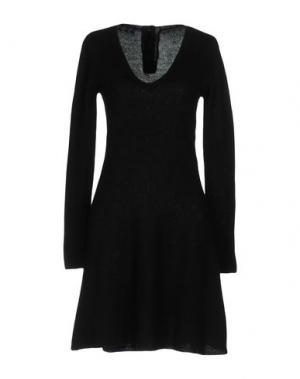 Короткое платье KOOKAI. Цвет: черный