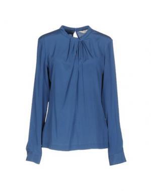 Блузка GUGLIELMINOTTI. Цвет: пастельно-синий