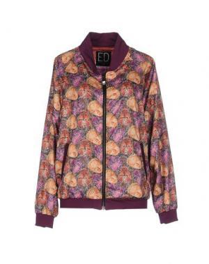 Куртка ED 2.0. Цвет: розовато-лиловый