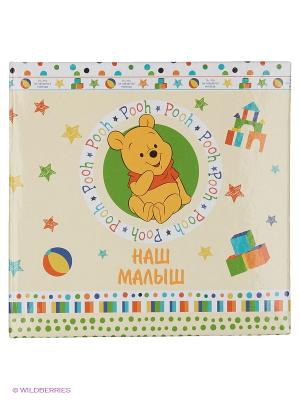Фотоальбом-анкета Наш Малыш VELD-CO. Цвет: желтый