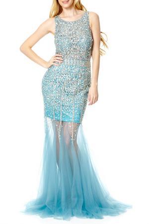 Dress DYNASTY SPIRIT. Цвет: smokey blue