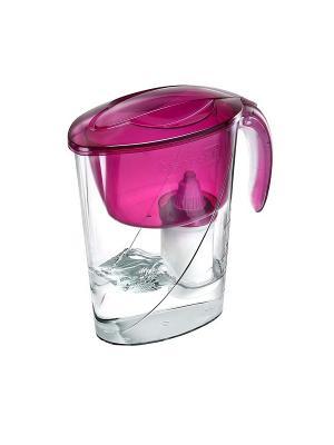 Фильтр-кувшин ЭКО пурпурный БАРЬЕР. Цвет: фиолетовый