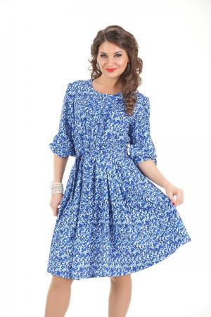 Платье флорика (бирюза) ТД Cаломея