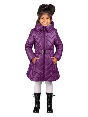 Пальто BOOM. Цвет: сиреневый
