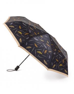 Зонт aвтомат Зонтики Henry Backer. Цвет: черный